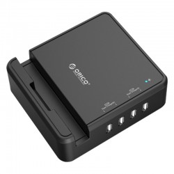 ORICO OPC-4US 4 Port Charger with Phone Mount
