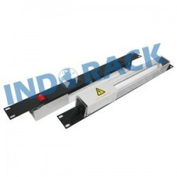 Indorack LM 01 Lamp 1U for Rack