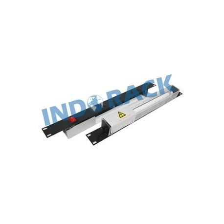 Indorack LM 01 Lamp 1U for Rack