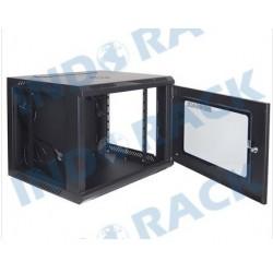 Indorack WR5008S Wallmount Rack 8U Single Door