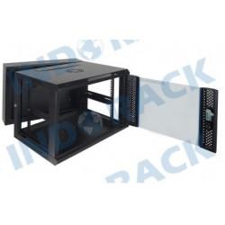 Indorack WIR5512D Wallmount Rack 12U Double Door