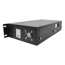 Netviel NVL-MC-RC14S Media Converter Rack-Mount Chassis 14 slots with dual power supply NMS function