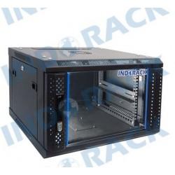 Indorack WIR4506S 19 inch Wallmount Rack 6U Single Door