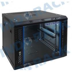 Indorack WIR4508S 19 inch Wallmount Rack 8U Single Door