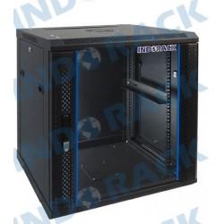 Indorack WIR4515S 19 inch Wallmount Rack 15U Single Door