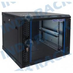 Indorack WIR5508S 19 inch Wallmount Rack 8U Single Door Depth 550 mm