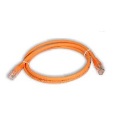 Netviel NVL-PC-LSZH-06-01 Cat.6 UTP Patch Cord Cable LSZH Orange 1m