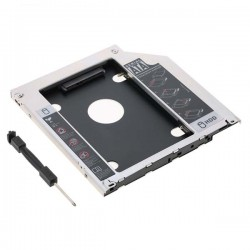 "Unitek Y-SD1003 HDD Caddy 2.5"" 9.5mm With Screwdriver"