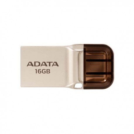 Adata UC360 USB OTG Flash Drive integrates USB 3.1 and microUSB 16GB