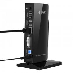 ORICO U3HV-S1 Gigabit Ethernet DVI Docking Station