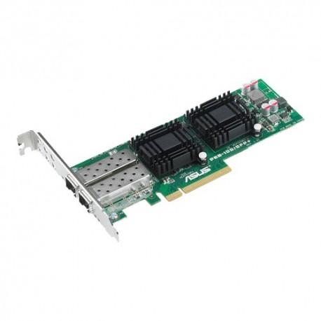 ASUS Server PEB-10G Dual Port 10 Gigabit Ethernet LC Fiber Optic