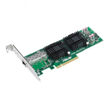 ASUS Server PEB-10G Single Port 10 Gigabit Ethernet LC Fiber Optic