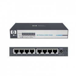 HP V1410-8 (J9661A) Switch 8 Port 10/100Mbps