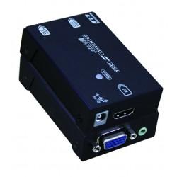 Rextron VCAMV-012 HDMI to VGA & Audio Converter