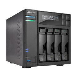 Asustor AS6204T 4 Bay NAS Server