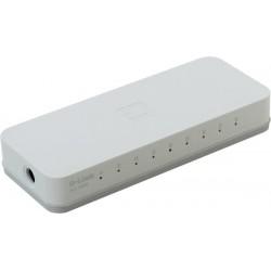 D-Link DES-1008C 8-Port 10/100 Mbps Unmanaged Switch