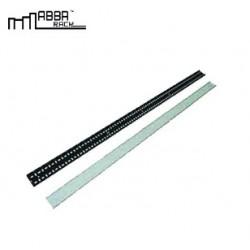 Abba Cable Tray 20U (AR-CTV20-G/B)