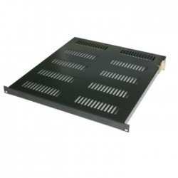 "Abba Flat Shelf for Closed Rack 19"" Depth 740 mm (AR-FS174-G/B)"