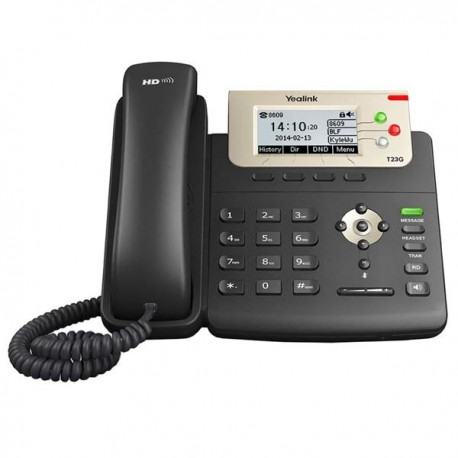 Yealink SIP-T23G Professional Gigabit IP Phone