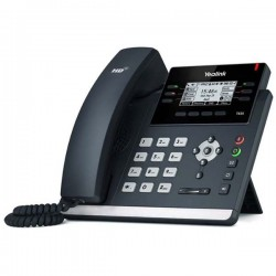 Yealink SIP-T42S Ultra elegant Gigabit IP Phone