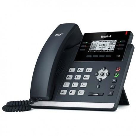 Yealink SIP-T42S Ultra elegant Gigabit IP Phone