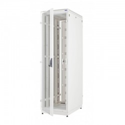 "Abba 19"" Closed Rack 45U 900mm with Glass Door (C45-10900-GG/GB)"
