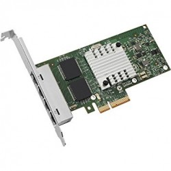 Ethernet Quad Port Server Adapter I340-T4 49Y4240