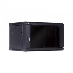 """Litech 19"""" WCB Wallmount Rack 4U Depth 450 Single Door"""