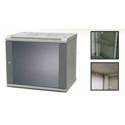 """Litech 19"""" WCC Wallmount Rack 15U Depth 600 Double Door"""