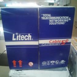 Litech UTP Cat.5 4 Pair 305 Meter
