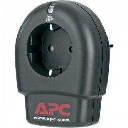 APC P1T-GR SurgeArrest Essential 1 Outlets 540 Joules Travel Surge Protector