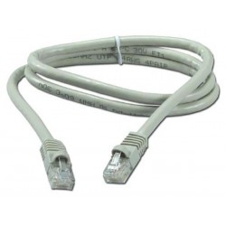 Litech Patchcord UTP Cat5e-2M (White)