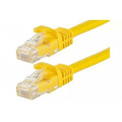 Litech Patchcord UTP Cat6 5M (Yellow)