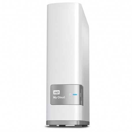 WD 3TB My Cloud Personal Network Attached Storage (WDBCTL0030HWT)