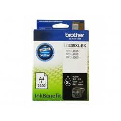 Brother Black Ink Cartridge [LC-539XL BK]