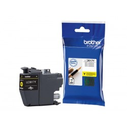 Brother LC-3617 Y Yellow Ink Cartridge