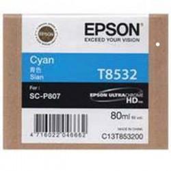 Epson SC-P807 Ink T8532 (Cyan) 80 ml