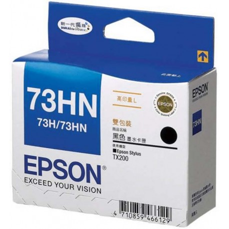 Tinta Epson 73HN Black Original Cartridge