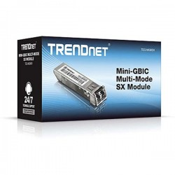 TRENDnet TEG-MGBSX Mini-GBIC Multi-Mode SX Module