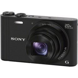 Sony DSC-WX350 Compact Camera 20x Zoom Optik