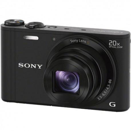 Sony DSC-WX350 Compact Camera 20x Zoom Optik