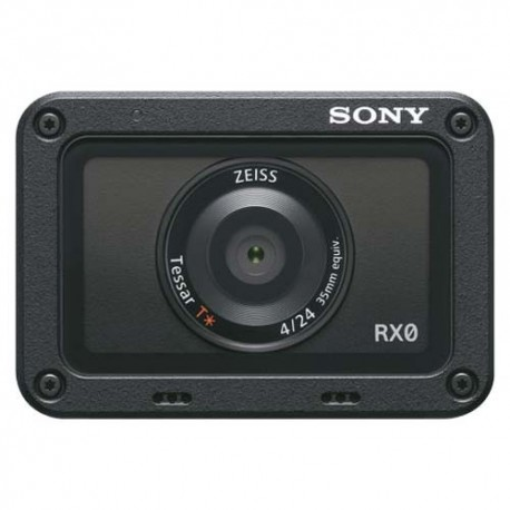 "Sony DSC-RX0 1.0"" Sensor Ultra-Compact Camera with Waterproof and Shockproof Design"