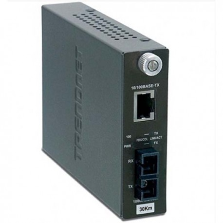 TRENDnet TFC-110MSC Multi-Mode SC-type Fiber Converter
