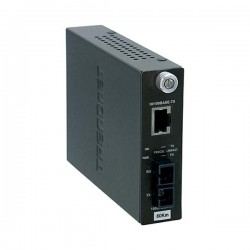 TRENDnet TFC-110S60 10/100Base-TX to 100Base-FX Single Mode Fiber Converter (60KM)