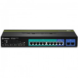 TRENDnet TPE-1020WS 10-Port Gigabit Web Smart PoE+ Switch