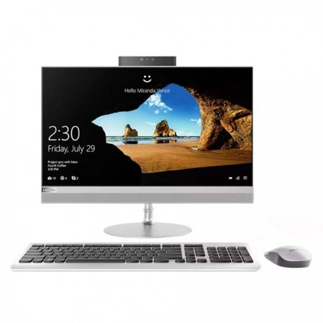 Lenovo IdeaCentre AIO 520-24IKL-8KID, Intel Core i7-7700T, 4GB, 2TB , 23.8-inch , Win10 Home