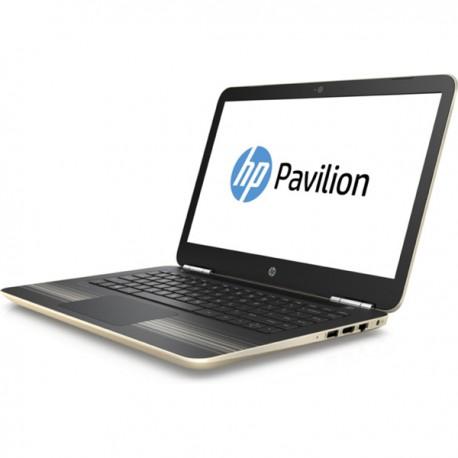 HP Pavilion 14-AL169TX Notebook i5-7200U 4GB 1TB Win10SL Gold