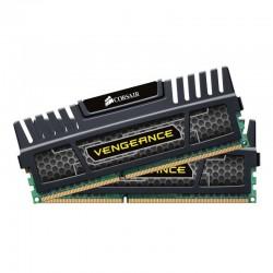 Corsair Vengeance 16GB (2x8GB) DDR3 1600 MHz (PC3 12800) Desktop Memory 1.5V (CMZ16GX3M2A1600C9)