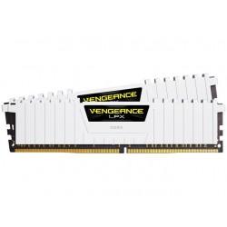 Corsair Vengeance LPX 16GB (2x8GB) DDR4 DRAM 3000mhz C15 Memory Kit - White (CMK16GX4M2B3000C15W)