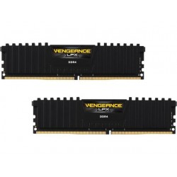 Corsair Vengeance LPX 32GB (2x16GB) DDR4 2666 MHz C16 XMP 2.0  Memory Kit Black (CMK32GX4M2A2666C16)